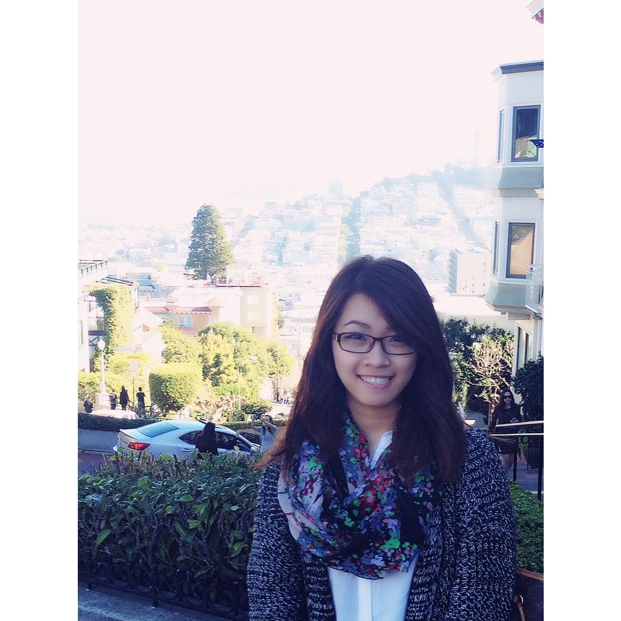 Giảng viên Hiền Phan, cựu học viên Seattle University