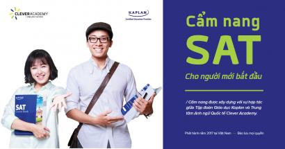 Cẩm nang SAT độc quyền: SAT Starter Guide