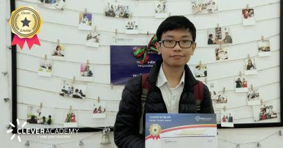 Trần Duy Minh với SAT 1500/1600 - Không gì là không thể!