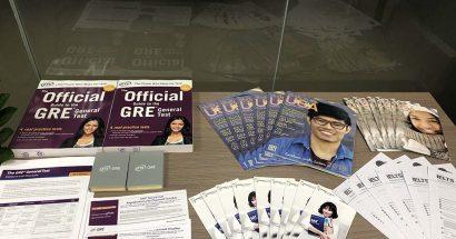 Hội thảo GRE® độc quyền với ETS® đã thành công tốt đẹp