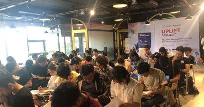 GMAT Workshop - Sự kiện về GMAT đầu tiên của năm 2019