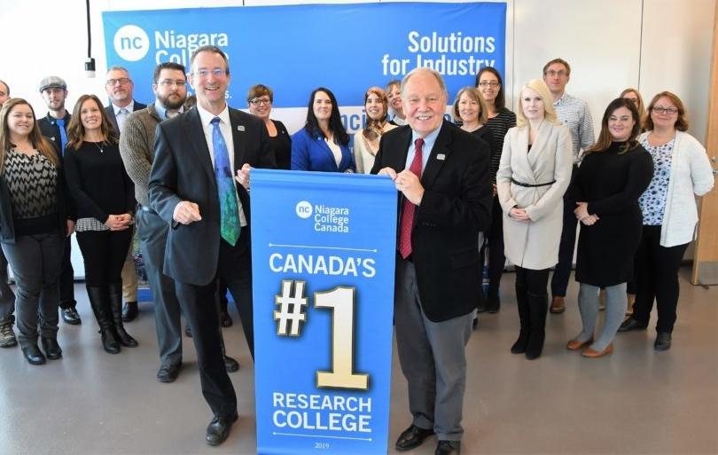 Niagara College - Trường Đại học Nghiên cứu #1 Canada