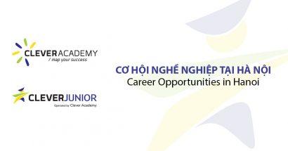 Clever Academy Tuyển Dụng tại Hà Nội