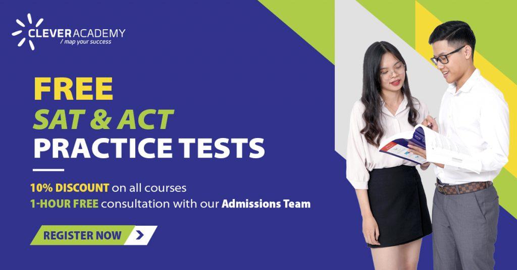 SAT/ACT Practice Tests