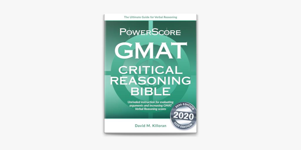 powerscore GMAT