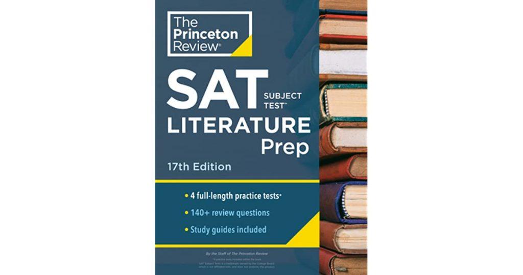 Sách Luyện thi SAT Subject hay nhất năm 2021