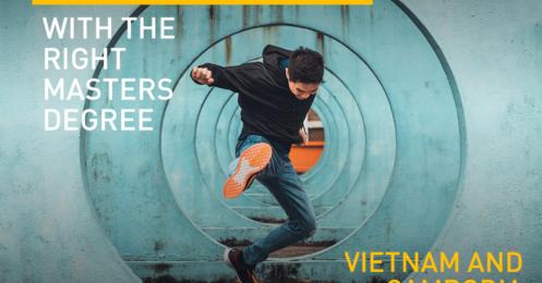Sự kiện Du học trực tuyến: Access Masters tại Việt Nam (tháng 9/2021)